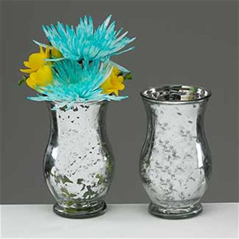 6 75 quot glass mercury vase floral supply syndicate