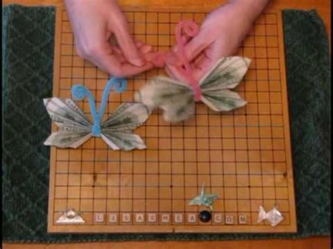 Plumeria Dollar Origami - 1000 images about money folding on dollar