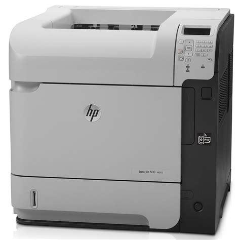 hp laserjet enterprise 600 printer m603n review rating