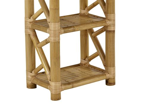 etagere bambou etag 232 re dahlia 4 233 tag 232 res bambou l60 x p40 x h180 cm