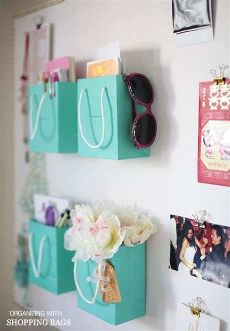 fabulous diy organization ideas  girls