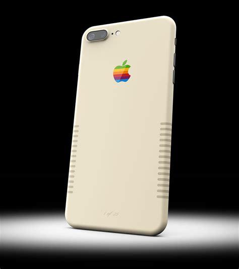 Iphone 7 Plus Custom Fuse iphone 7 plus retro edition ได แรงบ นดาลใจมาจาก macintosh ย ค 80s ราคาราว 66 390 บาท flashfly