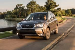 Subaru Forester Curb Weight 2017 Subaru Forester Pricing For Sale Edmunds