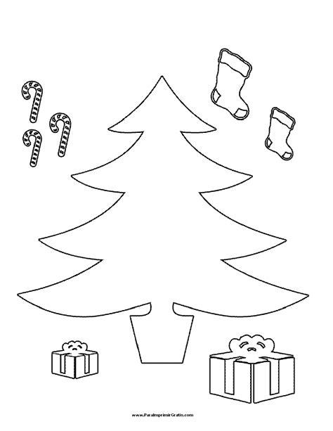 moldes de navidad para imprimir gratis
