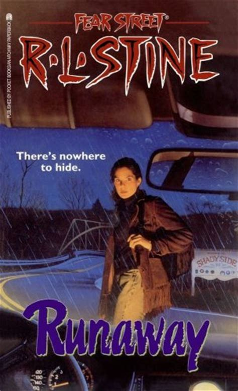 Fear The Evil Moon By Rl Stine the runaway 41 fear series by r l stine rent