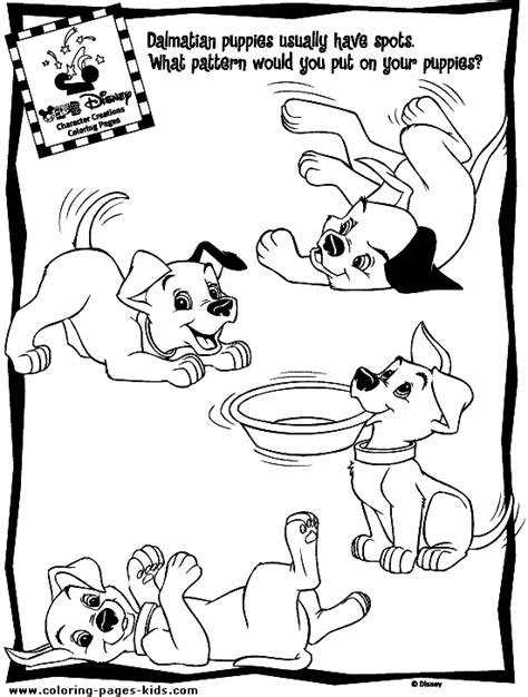 dalmatian coloring page coloring home 101 damlations coloring pages coloring pages for kids