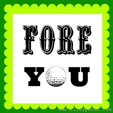 printable golf gift cards free printable fore you golf gift tags golf