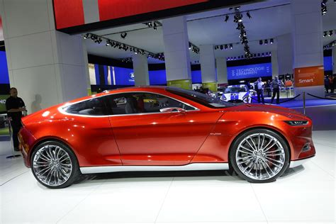 future ford ford evos concept at the 2011 frankfurt motor show