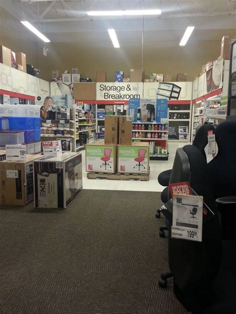 Office Depot Locations Oklahoma City Store Is Broken Into Pods Office Depot Office Photo