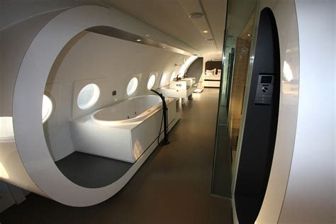 airplane bathroom disposal hotelsuites nl airplane suite with luxuries facilities