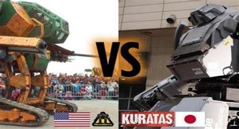 film robot petarung megabots as tantang robot kuratas jepang juaranews