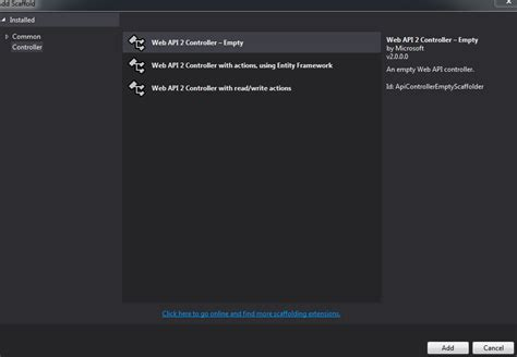 templates asp net visual studio 2013 missing asp net mvc template after update 4 for visual