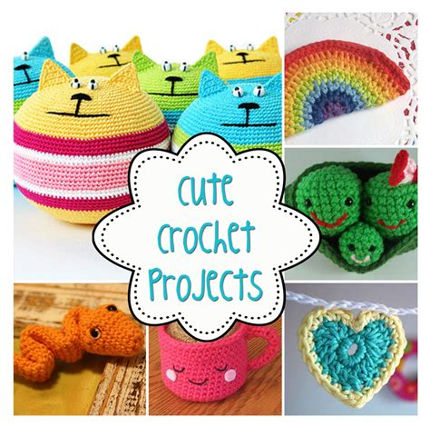 crochet craft projects crochet projects
