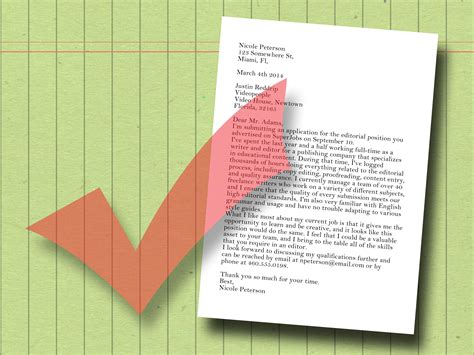 how to write a cover letter to human resources with