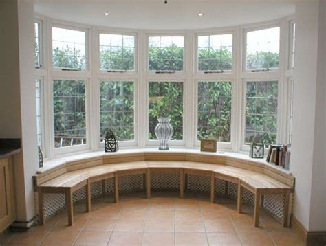 kitchen bay window seating ideas 1000 ideas about kitchen bay windows on bay