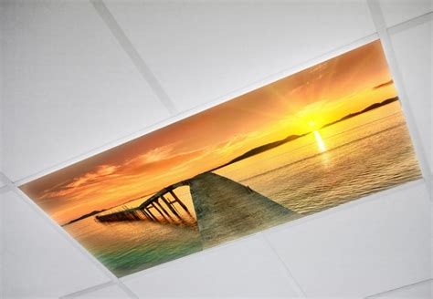 Fluorescent Light Covers Archives Decorative Ceiling Light Covers