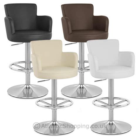 chaise de cuisine r馮lable en hauteur tabouret hauteur assise 60 cm design en image