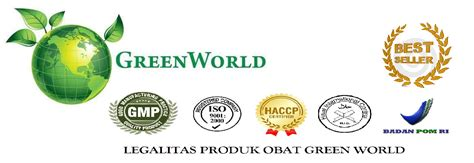 Obat Herbal Green World obat tradisional kanker laring ramuan herbal green world