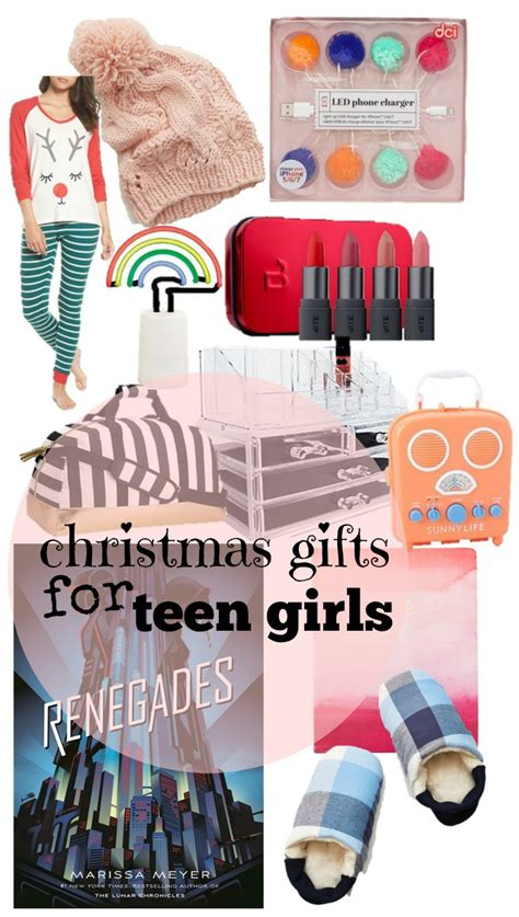 christmas gifts for teen girls chic everywhere