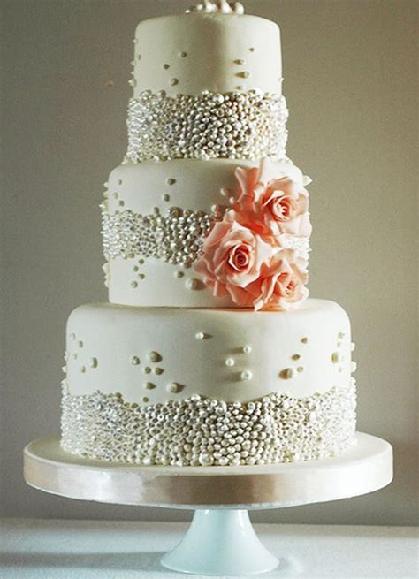 Professional Wedding Cake Decorated From Famous Cake