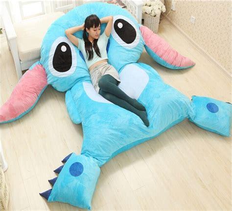Disney Bedroom Furniture pikachu bed furniture floor chair oversized stitch