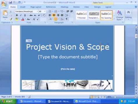 project vission
