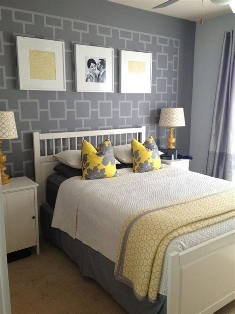 25 best ideas about gray yellow bedrooms on