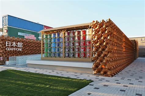 pavillon japan look inside the japan pavilion at expo milan 2015
