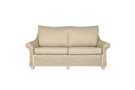 rossby wicker rattan conservatory furniture large sofa