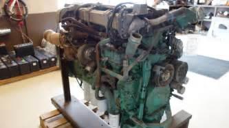 Volvo D12 Engine 2005 Volvo Ved12 Complete Diesel Engine Motor Serial D12