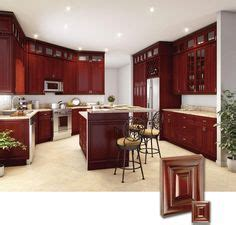 cherry wood kitchens on walnut kitchen