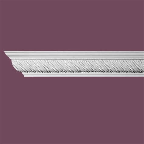 ornate cornice ornate cornice white urethane 3 1 4 quot h queensborough