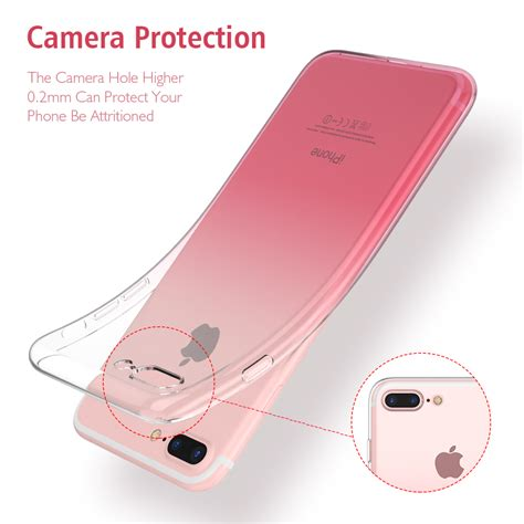 Bdc 15 Floveme For Iphone 7 Iphone 6 6s Luxury 360 Coverage Ant floveme for iphone 6 6s iphone 7 8 plus ultra thin cases
