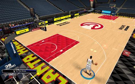 Lebron - Hornets Court