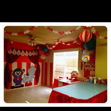 In Style Now Inside Maddoxs Birthday by Carnival Maddox S 2nd Birthday Carnival Theme