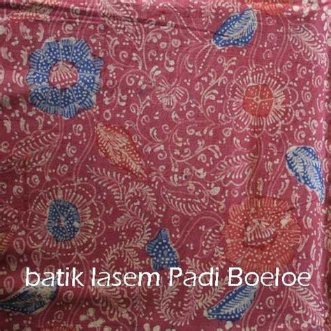 Batik Tulis Lasem Sekarjagad batik tulis lasem sekarjagad merah biru putih varian 2
