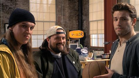 And Silent Bob silent bob gets in cw s flash