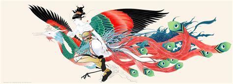 web bid 疾走鳳凰の図 by 島崎良平 creators bank クリエイターズバンク