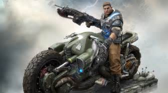 gears war 4 feature motorcycle mission
