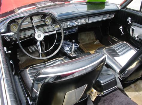 1964 Galaxie Interior by 1964 Ford Galaxie Convertible Coupe Photos