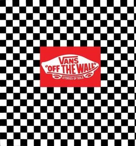 vans pattern background vans off the wall doug palladini 9780810983755