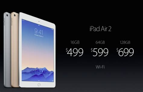 Air 2 16gb Second which air storage 16gb 64gb or 128gb you should opt for capital otc