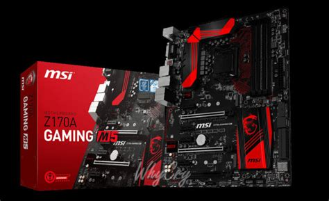 Msi Z370 Gaming M5 Socket 1151 Coffeelake Motherboard msi z170a gaming m9 ack z170a gaming m7 and z170a gaming m5 motherboards unveiled ddr4 boost