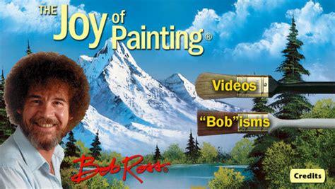 bob ross painting live 9 aplicații pentru nostalgicii anilor 90 socialweb ro