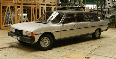 curbside classic peugeot 604 overachieving underachiever