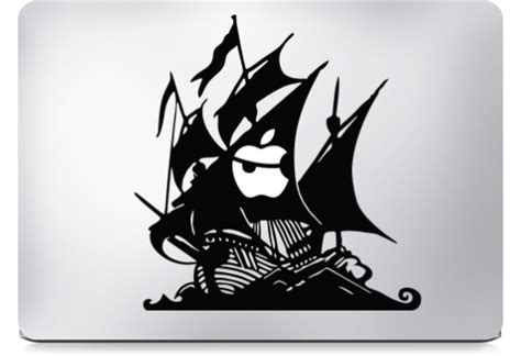 Tokomonster Decal Sticker Sea Turtle 2 Macbook Pro And Air pirate ship macbook stickers