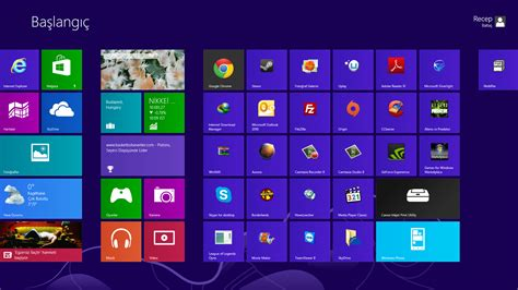 Notebook Apple Windows 8 windows 8 de kurulan programlar nereye gidiyor