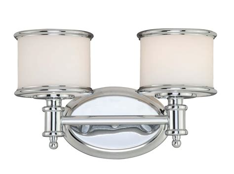 new vaxcel carlisle 2l bathroom vanity lighting fixture in