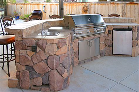 outdoor kitchens fresno custom kitchen and bbq islands