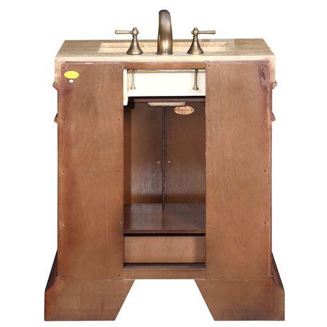 32 5 quot silkroad stanton single sink cabinet bathroom